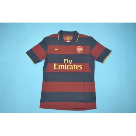 best loved cd110 bd65a Nike Arsenal Commemorative Arsenal Kit,Arsenal Retro Adidas Kit,Size:07-08  arsenal away retro jerseys