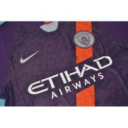 Man City 3rd Player Version Size:18-1
