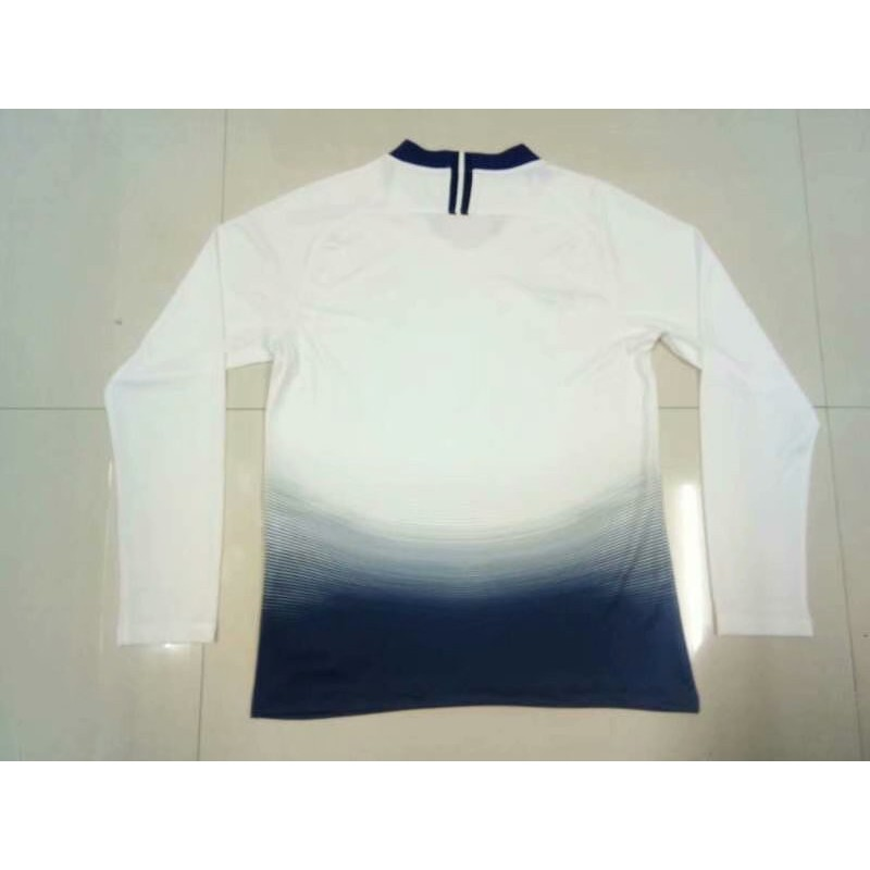 Tottenham Junior Home Kit Tottenham Home Jersey 2018 Tottenham Home Long Sleeve Size 18 19