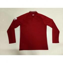 20 size:18-2019 liv home long sleeve soccer jersey shir