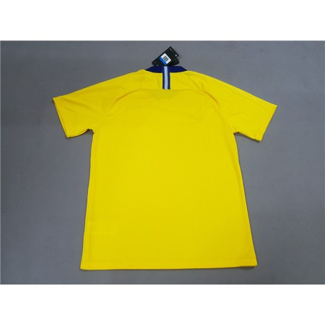 huge selection of 4cced 514f1 Chelsea FC Yellow Kit,Chelsea Old Yellow Kit,Chelsea away yellow Size:18-19