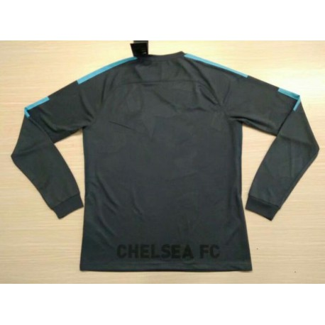 sports shoes 4ebe6 56eb8 Chelsea 2011 3rd Kit,Chelsea 3rd Kit Socks,Chelsea 3rd Black Size:17-18  Long sleeves