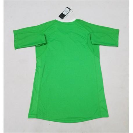 Neon Green Goalkeeper Jersey England Goalkeeper Kit Green Manutd Green Goalkeeper Jerseys Size 17 18