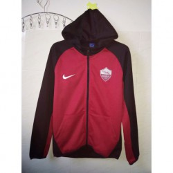 Size:18-19 roma red hoodie jacke