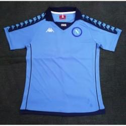 Npl blue retro soccer jersey 20 size:18-201