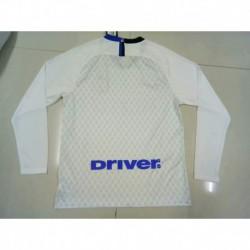 Inter Away Long Sleeve Soccer Jersey Shirt 20 Size:18-201