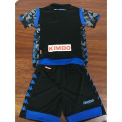 Naples away black kid kits size:18-1