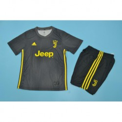 Juventus 3rd kid kits size:18-1