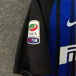 Inter Milano Home Soccer Jerseys Size:17-1