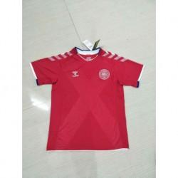Denmark home soccer jersey 201