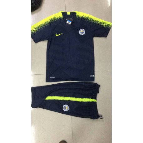 Green Michael Jordan Jersey Fc Barcelona Green Kit Size 18 19 Man City Green Ss Training Set