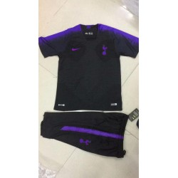 Size:18-19 tottenham purple ss training se