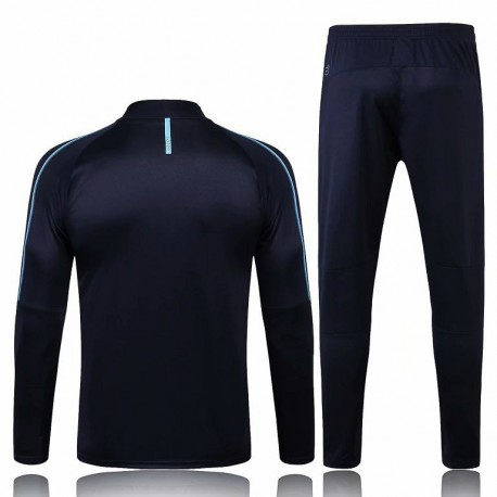 Size:18-19 Italy Blue Training Sui