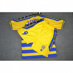 huge discount c0863 90ed7 Parma FC Home Kit,Parma Calcio 1913 Jersey,Size:99-00 Parma home jersey