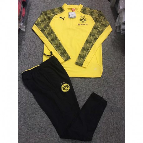 Jersey Dortmund 2019 Away Borussia Dortmund Jersey 2017 Dortmund Yellow Sweater Trainiing Suit 2018