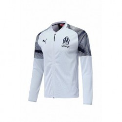 Marseille white jacket tracksui