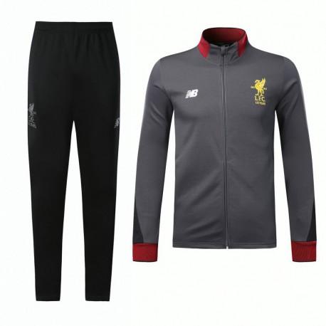 Liverpool Fc Tracksuit Top Liverpool Fc Tracksuit Pants 8 19 Liverpool Grey Jiacket Tracksuit