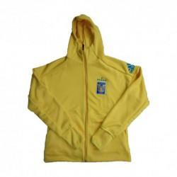 Tigres uanl yellow hoodie jacket 201