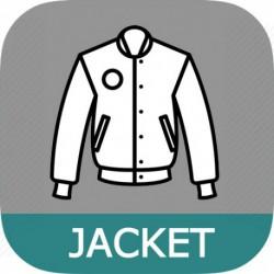 Good price of passed season club jacket