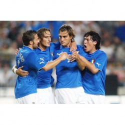 Size:03-04 Italy Home Jersey