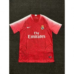 20 size:18-2019 real-madrid red limited edition soccer jerse
