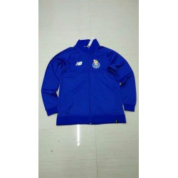 Size:18-19 por-to blue jacke