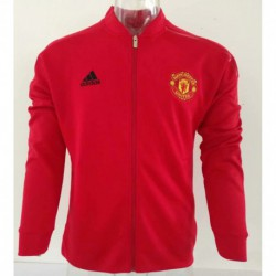 Man united red zne jacket 20 size:18-201
