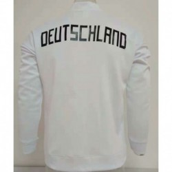 Germany white zne jacket 20 size:18-201