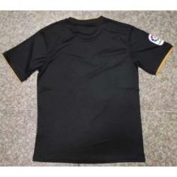 Size:18-19 oviedo away black jersey