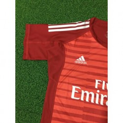 Red gk jerseys size:18-1