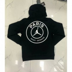 Paris black hoodie 20 size:18-201