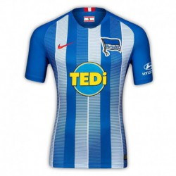 Hertha bsc home soccer jersey 20 size:18-201