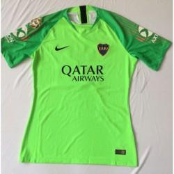 Boca green goalkeeper jeresys size:18-1