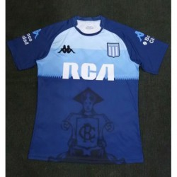 Racing club third away soccer jersey shirt 20 size:18-201
