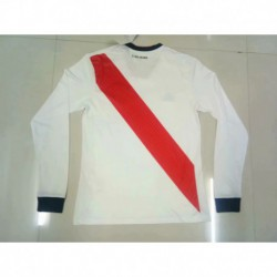 Size:18-19 river plate home long sleeve jerse