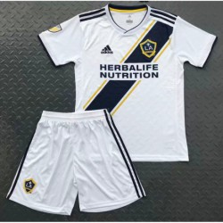 Adult LA Galaxy Home White Uniform 20 Size:18-201