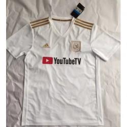 18 19 LAFC White Jerse
