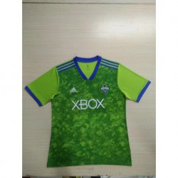Seattle sounders green soccer jerseys size:18-1