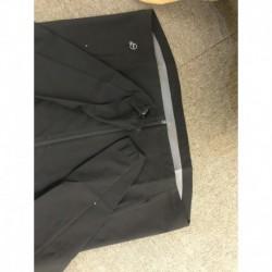 Size:18-19 dortmund black windbreaker jacke