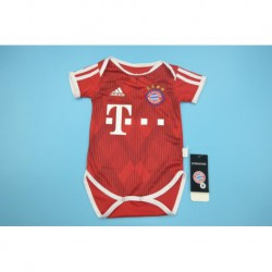 Bayern-Munich-Baby-Clothes-Baby-Ghana-Football-Shirt-Size18-19-Bayern-home-baby-shirt