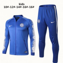 Chelsea blue kid jacket tracksuit size:18-1