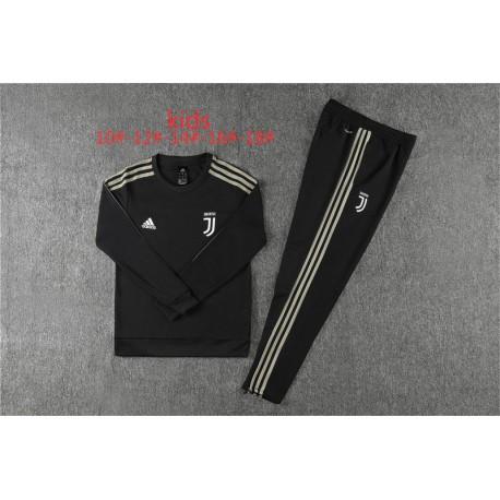 release date: c2d37 7d35d Ronaldo Juventus Jersey Kids,Juventus Blue Training Jersey Kids,Size:18-19  juventus round neck black kid training suit