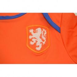 Holland orange baby jersey