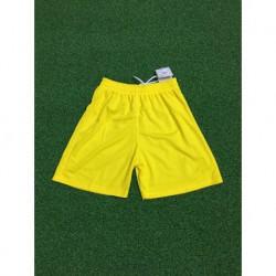 Ac milan yellow gk shorts size:18-1