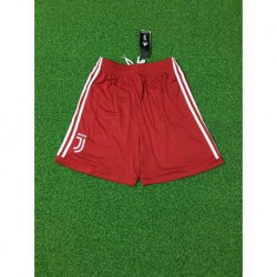 Juventus red gk shorts size:18-1