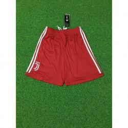 Juventus red gk shorts size:18-1