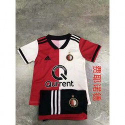 Feyenoord home kid kits size:18-1