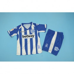 Alaves home kid kits size:18-1