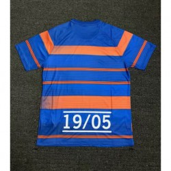 Size:18-19 chelsea blue and orange training shir
