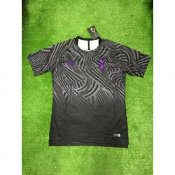 Size:18-19 tottenham black training jersey